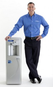 Culligan Bottle-Free Water Coolers Green Mountains